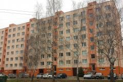 Zateplenie fasády a plochej strechy Komenského - D. Vestenice r. 2014